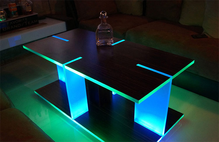 Let see those table lamps  vintage or modern  Page 2  Audiokarma Home Audi -> Table Galet Led