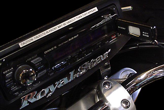Return of the cassette tape ? Radio-usb