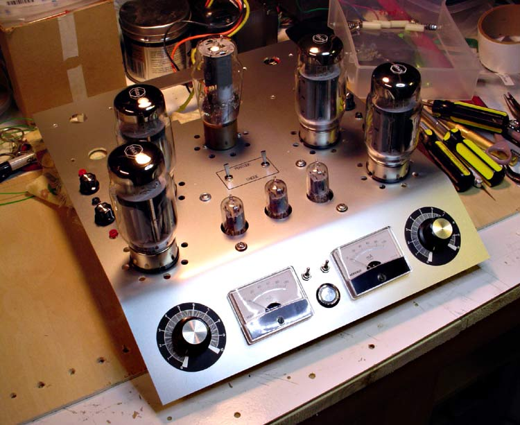 Solid State Rectifier Chassis-top-final-fit
