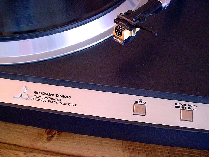 What's your Turntable? Dpec10auto