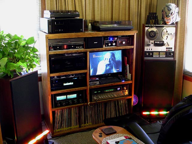 Hi-Fi Rack for Vintage Equipment | Audiokarma Home Audio Stereo ...