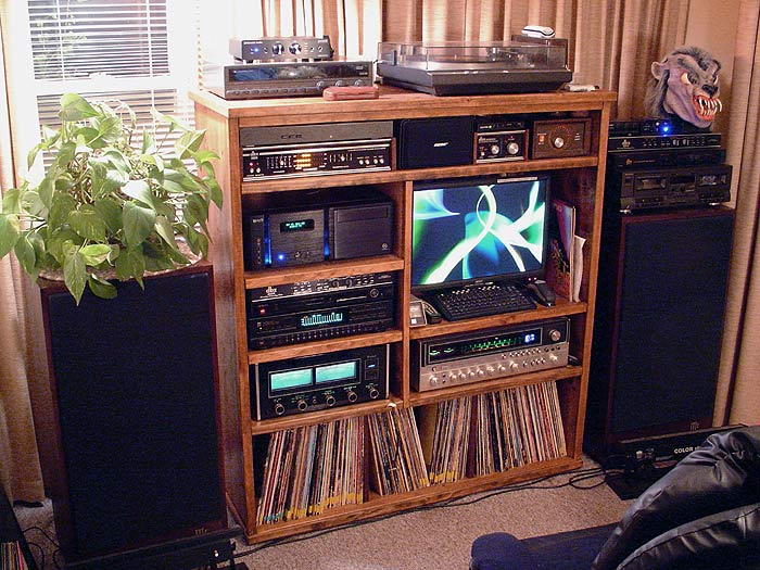 Let's see your unique Stereo Cabinets and Entertainment Centers ...